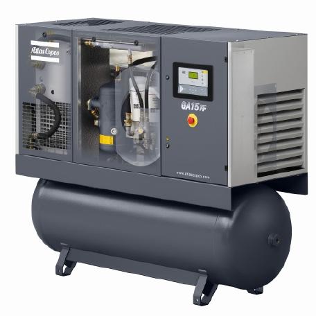 我公司为阿特拉斯成都一级代理商,供应阿特拉斯GA15KW GA18.5KW GA22KW 喷油双螺杆空气压缩机